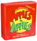 Apples to Apples Party Tin by Mattel: Product Image