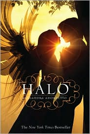 Halo by Alexandra Adornetto: Book Cover