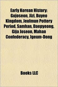 BARNES &amp; NOBLE | Early Korean History: Gojoseon, Jizi, Buyeo ...