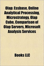 BARNES & NOBLE | Olap: Essbase, Online Analytical Processing ...