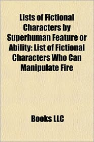 Lists Of Fictional Characters | RM.