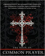 The Book of Common Prayer by The Episcopal Church: Book Cover