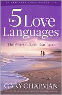 The 5 Love Languages by Gary Chapman: Book Cover