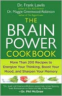 The Brain Power Cookbook by Frank Lawlis: NOOK Book Cover