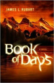 Book of Days by James L. Rubart: Book Cover