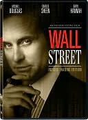 Wall Street with Michael Douglas