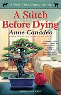 A Stitch Before Dying (Black Sheep Knitting Series #3) by Anne Canadeo: Book Cover