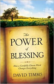 Photo - The power of blessing