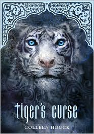 Tiger's Curse (Tiger's Curse Series #1) by Colleen Houck: Book Cover
