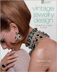 Vintage Jewelry Design: Classics to Collect & Wear by Caroline Cox: Book Cover