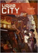 Liquid City by Mike Carey: Book Cover