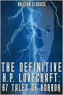 Definitive H.P. Lovecraft by H. P. Lovecraft: NOOK Book Cover