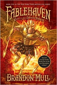 Keys to the Demon Prison (Fablehaven Series #5) by Brandon Mull: Book Cover