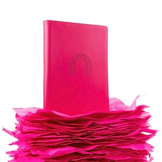 Dessin Cover in Bright Pink
