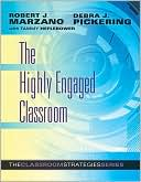 The Highly Engaged Classroom by Robert J. Marzano: Book Cover