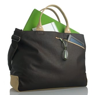 Nook Signature Everyday Tote in Mocha