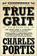 True Grit by Charles Portis: Book Cover