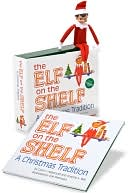 The Elf on the Shelf (Light Skinned - Boy) by Carol V. Aebersold: Book Cover