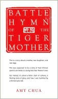 Battle Hymn of the Tiger Mother by Amy Chua: Book Cover