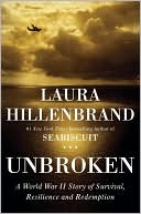 Unbroken by Laura Hillenbrand: NOOKbook Cover