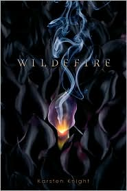 Wildefire by Karsten Knight: Book Cover