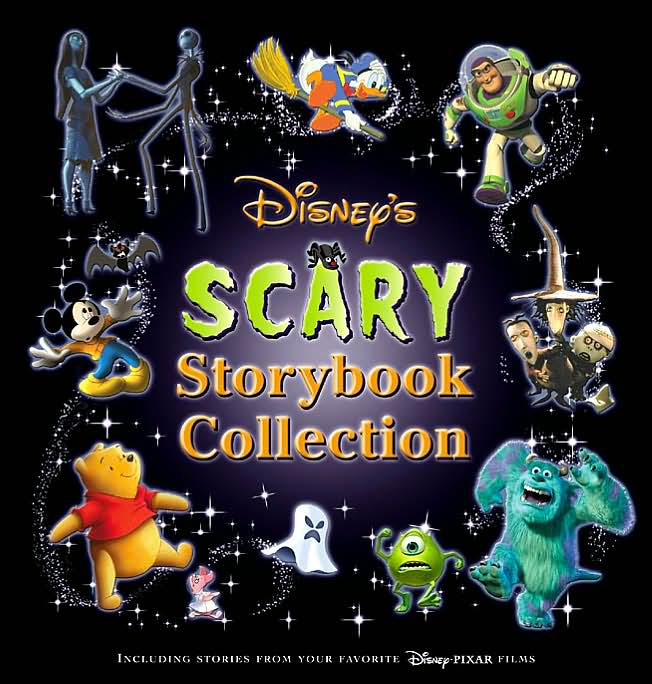Disney and Pixar Scary Story Collection