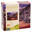 Gallery Wood 1000 Piece Puzzle by Megabrands: Product Image