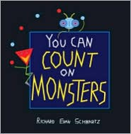 You Can Count on Monsters by Richard Evan Schwartz: Book Cover