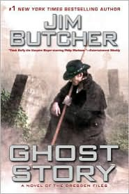 Ghost Story (Dresden Files Series #13) by Jim Butcher: Book Cover