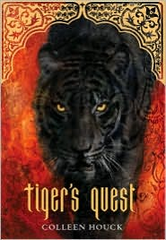 Tiger's Quest (Tiger's Curse Series #2) by Colleen Houck: Book Cover