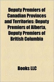 Deputy Premiers Of Ontario | RM.