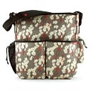 Skip Hop Duo Deluxe Diaper Bag - Cherry Bloom by Skip Hop: Product Image