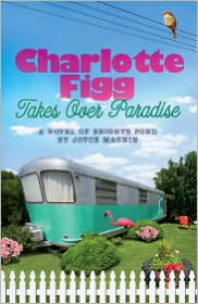 Charlotte Figg Takes over Paradise by Joyce Magnin: NOOK Book Cover