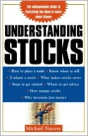 Understanding Stocks by Michael Sincere: Book Cover
