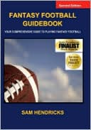 download Fantasy Football Guidebook : Your Comprehensive Guide to Playing Fantasy Footballl book