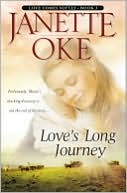 Love's Long Journey (Love Comes Softly Book #3) by Janette Oke: NOOK Book Cover