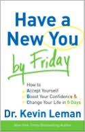 Have a New You by Friday by Kevin Leman: NOOK Book Cover