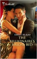 The Billionaire's Bridal Bid by Emily McKay: NOOK Book Cover