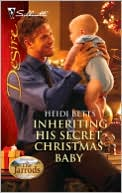 Inheriting His Secret Christmas Baby by Heidi Betts: NOOK Book Cover