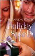 Holiday Sparks: NOOK Book Cover