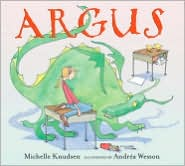 Argus by Michelle Knudsen: Book Cover