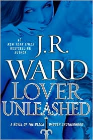 Lover Unleashed (Black Dagger Brotherhood Series #9) by J. R. Ward: Book Cover