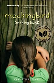 Mockingbird by Kathryn Erskine: Book Cover