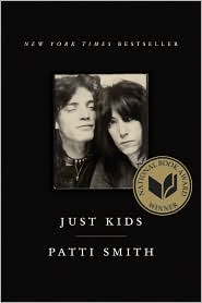 Just Kids by Patti Smith: Book Cover