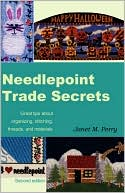 Needlepoint Trade Secrets by Janet M. Perry: Book Cover