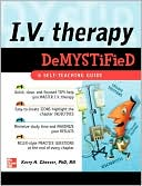 download IV Therapy Demystified : A Self-Teaching Guide book