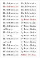 The Information by James Gleick: Book Cover