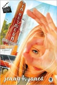 In Between by Jenny B Jones: Book Cover