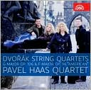 "Dvorák: String Quartets, Opp. 106 & 96 ""American"" by Pavel Haas Quartet: CD Cover"