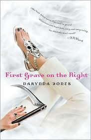 First Grave on the Right by Darynda Jones: Book Cover